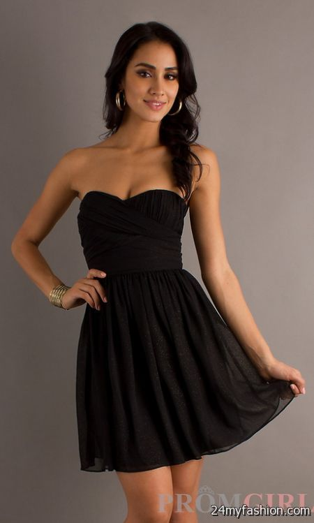 Juniors little black dress review