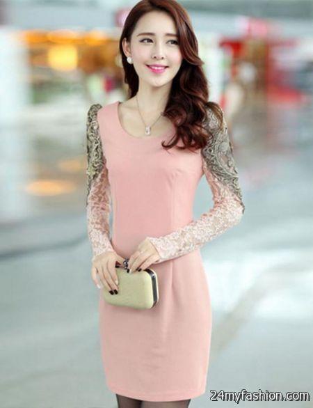 Korean lace dress review