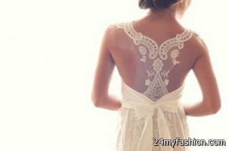 Lace back dresses review