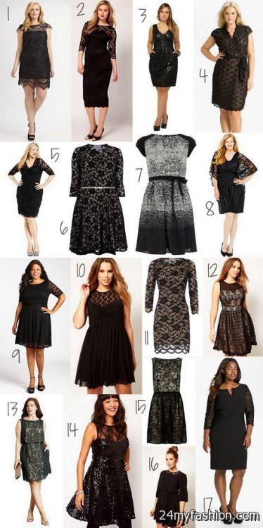 Lace dress styles review