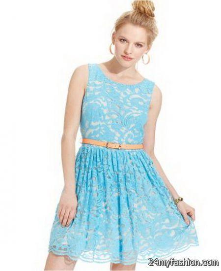 Lace dresses juniors review