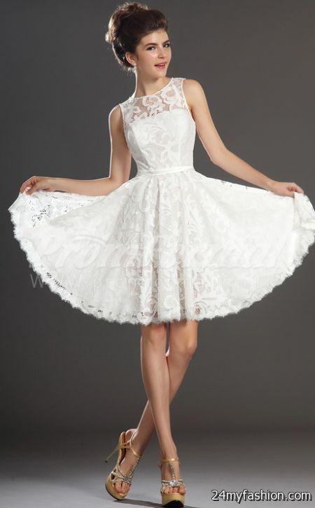 Lace graduation dresses review