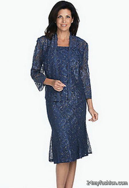 Lace jacket dress review