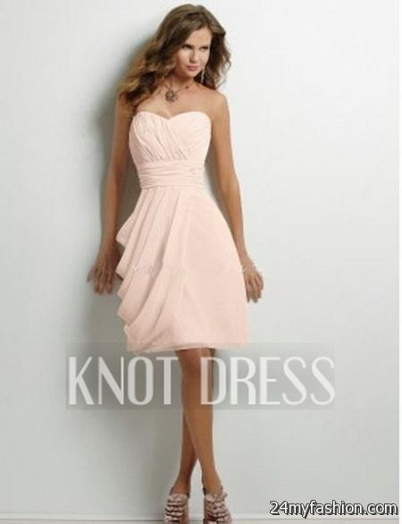 Light pink cocktail dresses review