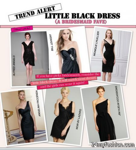 Little black dresses for weddings review