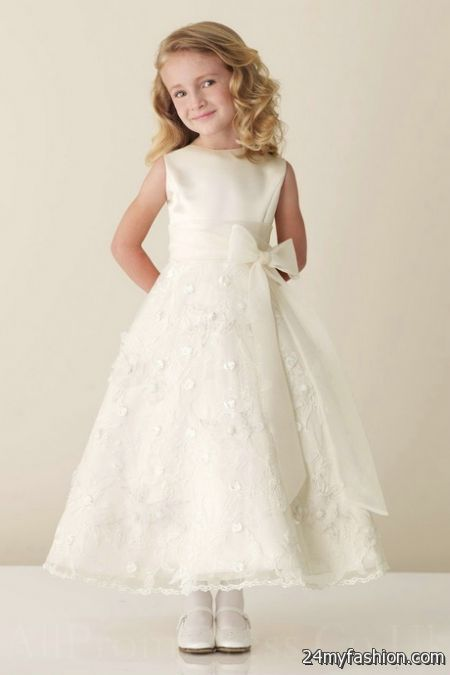 Little girl bridesmaid dresses review