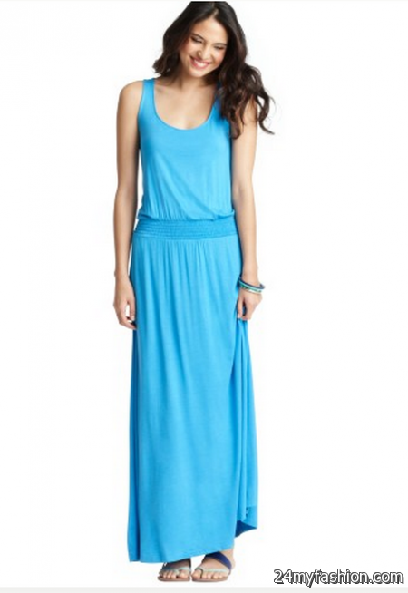Loft maxi dress review