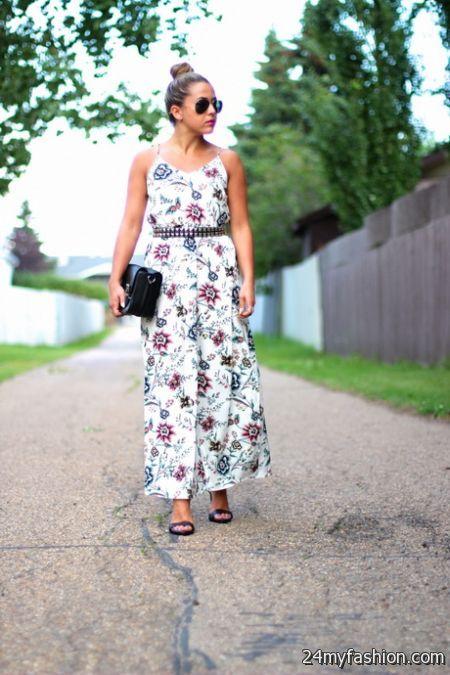 Loft maxi dress review