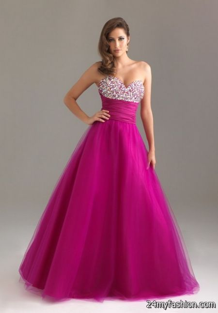 Long ball gown review