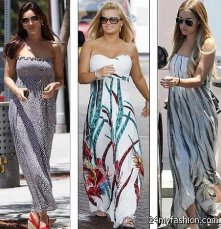 Long casual summer dresses review