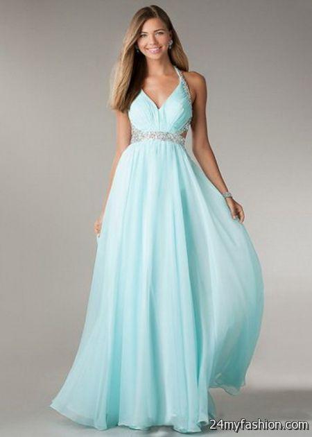 Long winter formal dresses