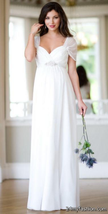 Maternity bridal dresses review