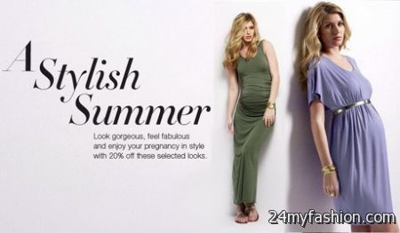Maternity dresses for summer