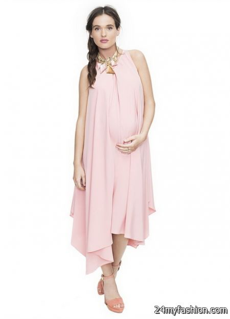 Maternity shower dress review