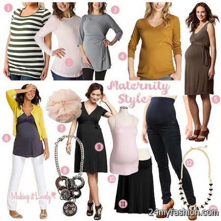 Maternity styles review