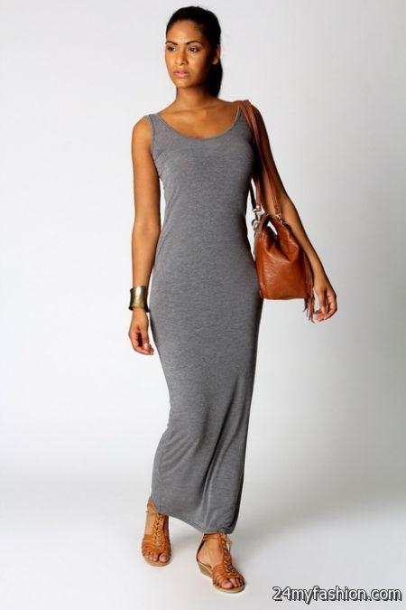 Maxi dresses boohoo