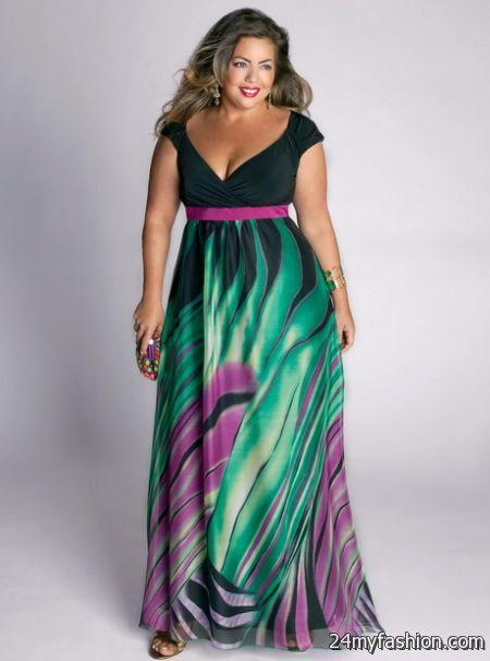 Maxi dresses for plus size review
