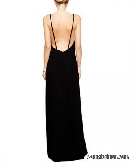 Maxi dresses slip