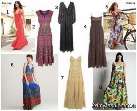 Maxis dresses