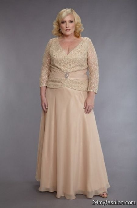 Mother of bride plus size dresses review
