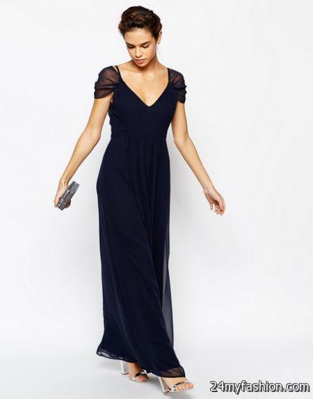 Off the shoulder maxi dresses review