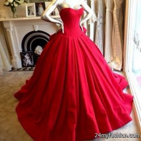 Old ball gowns review