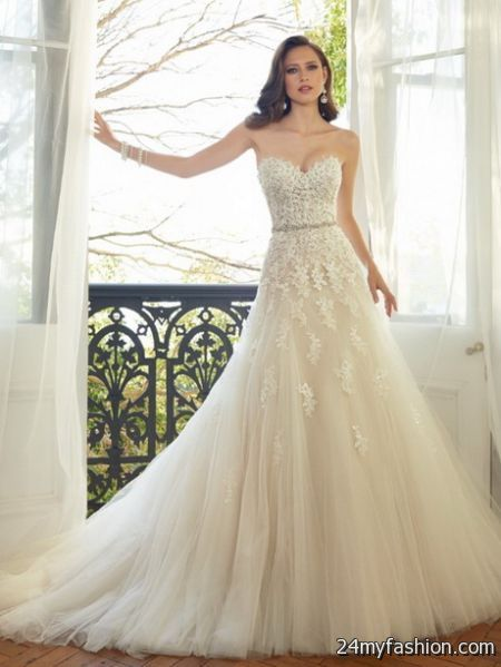 Pictures of wedding dresses for