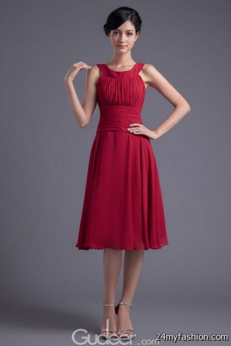 Pleated cocktail dresses review
