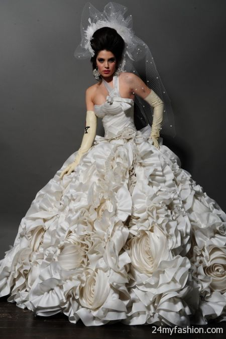 Pnina tornai bridal gowns review