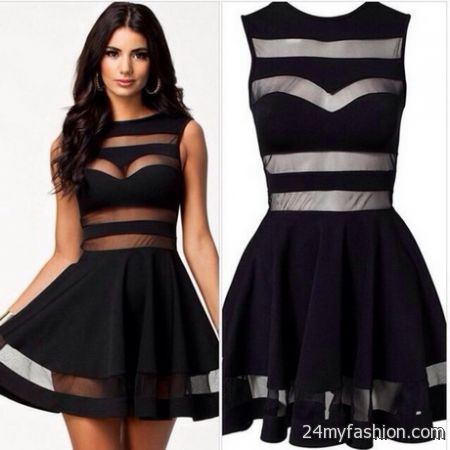 Pretty little black dress review