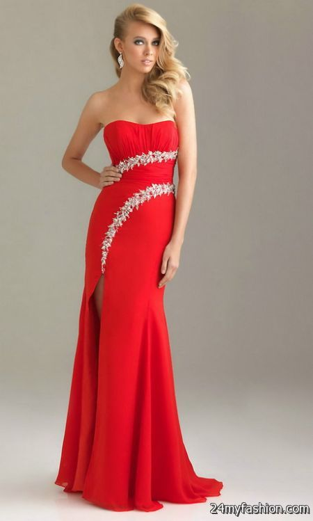 Prom red dresses review