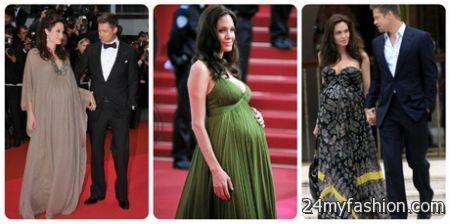 Red carpet maternity dresses review