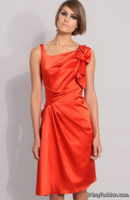 Red christmas dress for women