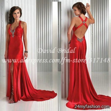 Red night dresses review