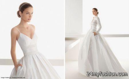 Rosa clara bridal gowns