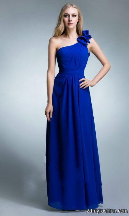 Royal blue bridesmaids dresses review