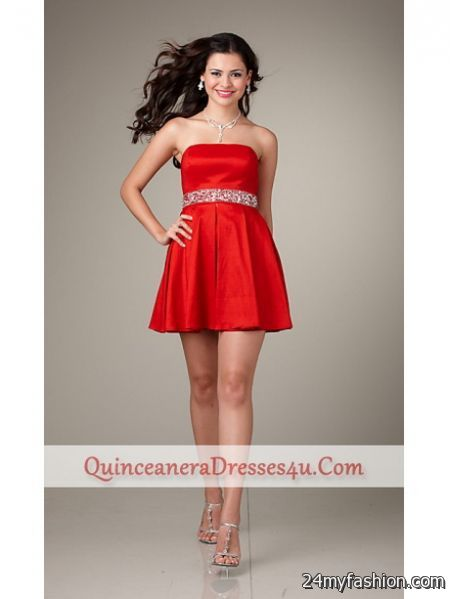 Ruby red dresses review
