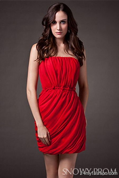 Semi formal red dresses review
