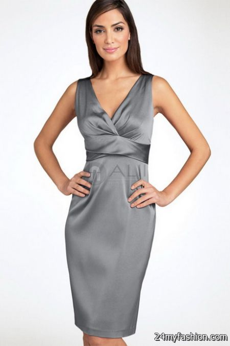 Simple cocktail dress review
