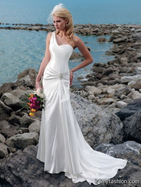 Simple wedding dresses for the beach review