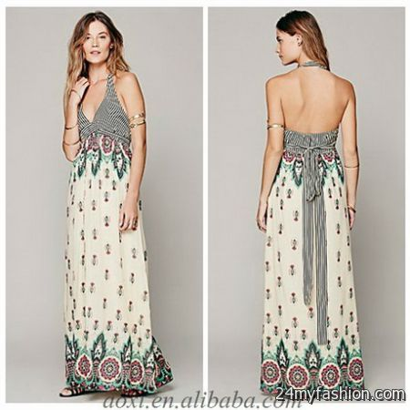 South maxi dress review
