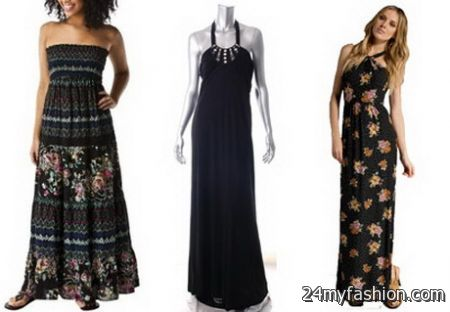 Spring maxi dresses review