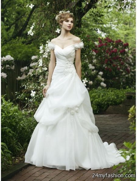 Spring wedding gowns review
