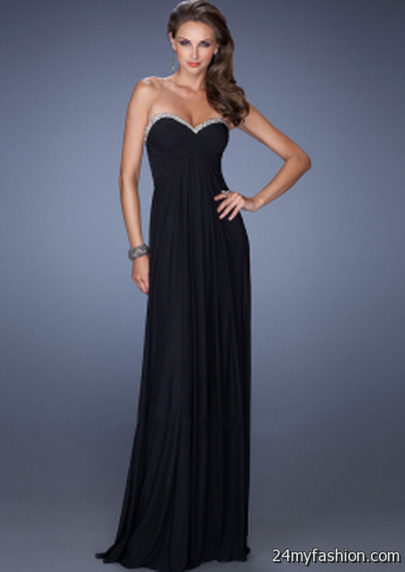 Strapless formal dresses review