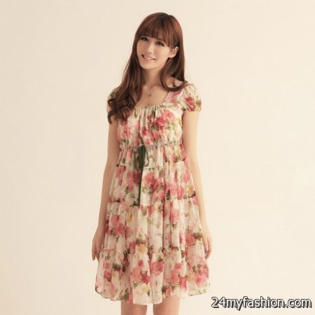 Summer dress with sleeves review