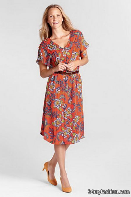 Summer dresses for mature women