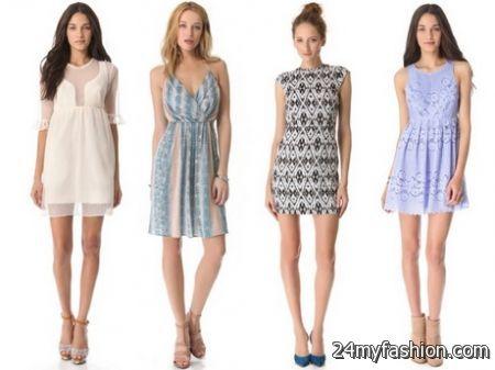 Summer dresses for petite women