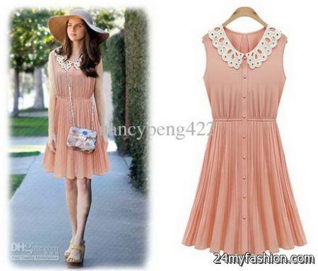 Summer fashion dresses