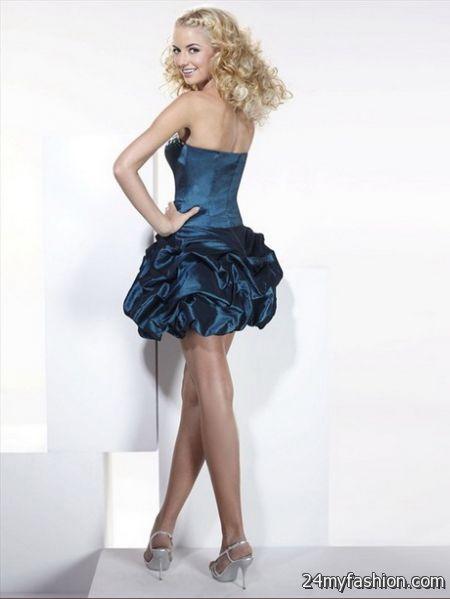 Taffeta cocktail dress