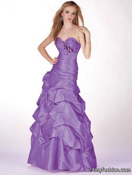 Taffeta prom dresses